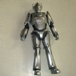 BBC  Doctor Who Character options 12 inch Cyberman 2006 sixth scale